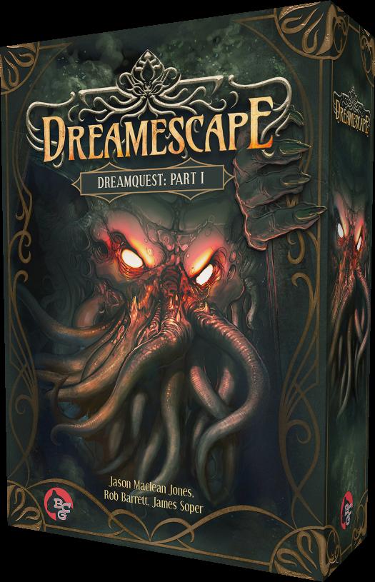 Dreamescape Part 1 Box render